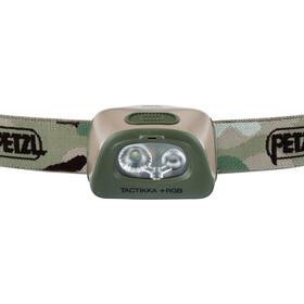 Petzl Tactikka+ RGB Headlight camo